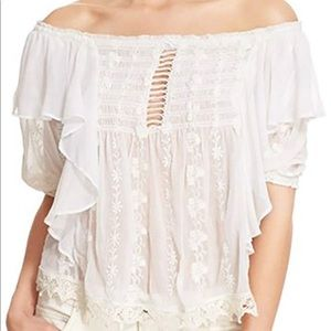Free People New Blouse